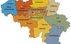 Návštěva belgických školkařů v ČR
