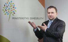Slovo ministra – sucho