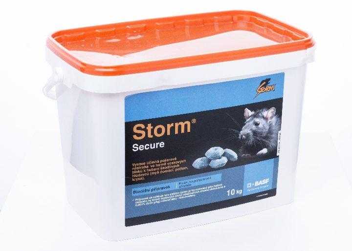 Storm secure